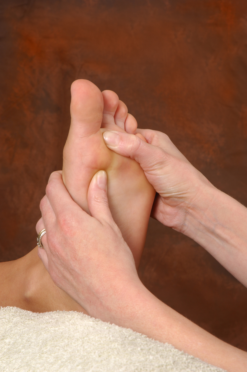 Reflexology Initial Consultation 75mins, subsequent treatments 60mins